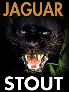 Rainforest Beer - Jaguar Stout - Dry Stout w/ Cat's Claw