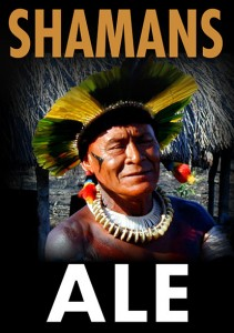 Shamans Ale - A Rainforest Beer